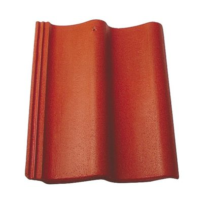 baltic tile cem pesochnaya cherepica sea wave standart red 400x400 - Цементно-песчаная черепица Baltic Tile, Sea Wave - Красный (стандарт)