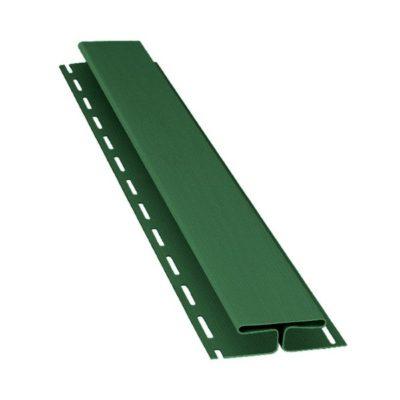 bryza sofit h planka zeleny 400x400 - Софит Bryza, H-профиль – Зелёный