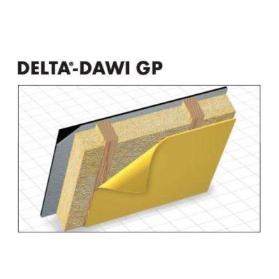 delta dawi gp 400x400 - DELTA-DAWI GP 2x25 – Пароизоляционная плёнка