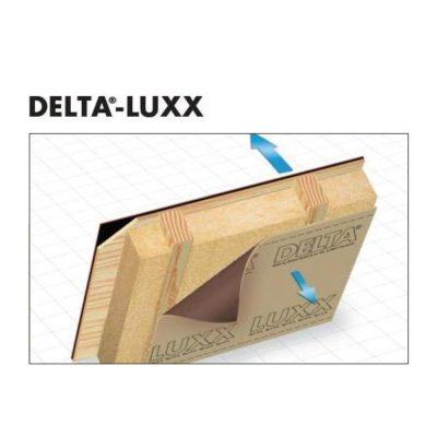 delta luxx 400x400 - DELTA-LUXX – Пароизоляционная плёнка