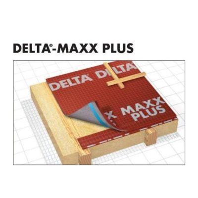 delta maxx plus 400x400 - DELTA-MAXX PLUS – Диффузионная мембрана