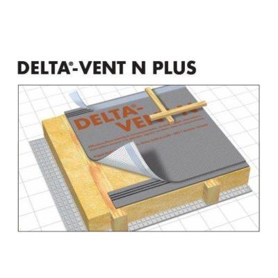 delta vent n plus 400x400 - DELTA-VENT-N – Диффузионная мембрана
