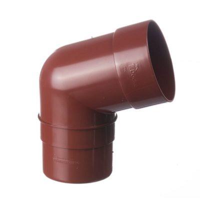 docke vodostok pvh koleno 72gr 400x400 - Döcke PREMIUM Колено 72˚ (Гранат)