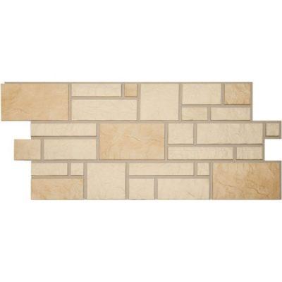 doke r wheatenburg pshenichny 400x400 - Фасадная панель Docke Burg (Натуральный камень) – Wheatenburg Пшеничный