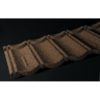 feroof kompozitnaya cherepica rio cedar mix 100x100 - Цементно-песчаная черепица Baltic Tile, Sea Wave – Коричневый (стандарт)