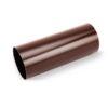 galeco vodostok 132x90 vodostochnaya truba 1m 100x100 - Дождеприемник Gidrolica Point ДП-30x30 пластиковый универсальный (Арт. 229u)