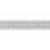 gidrolica reshetka dn150 stalnaya shtampovannaya 1 100x100 - Бетонный канал серии (высота 125мм) Стандарт DN100 (Арт. 400)