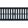 gidrolica reshetka dn200 chugunnaya shelevaya 85x20 1 100x100 - Комплект: лоток водоотводный SUPER бетонный DN300 H410 с решеткой щелевой чугунной ВЧ (Арт. 0431)