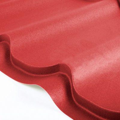 grand line metallocherepica drap 3005 krasnoe vino 400x400 - Металлочерепица Grand Line, покрытие Drap 0.45мм – Красное вино 3005