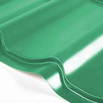 grand line metallocherepica optima 045 poliester 5029 zelenaya myata 400x400 - Металлочерепица Grand Line, Optima 0.45мм, покрытие Полиэстер – Зеленая мята 5029