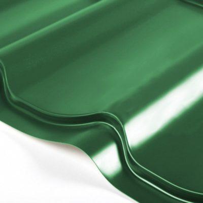 grand line metallocherepica optima 045 poliester 6005 zeleny moh 400x400 - Металлочерепица Grand Line, Optima 0.45мм, покрытие Полиэстер – Зеленый мох 6005