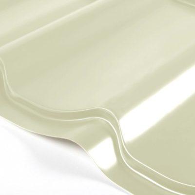 grand line metallocherepica optima 045 poliester 9002 belo sery 400x400 - Металлочерепица Grand Line, Optima 0.45мм, покрытие Полиэстер – Бело-серый 9002