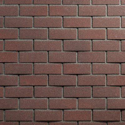 hauberk fasadnaya plitka obozhenny kirpich 400x400 - Фасадная плитка Технониколь Hauberk - Обожженный кирпич