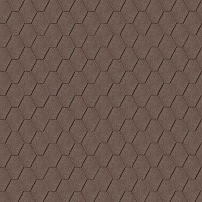 "iko gibkaya cherepica armoursheld dual brown 400x400 - Гибкая черепица IKO серия ""Armoursheld"" – Dual Brown"