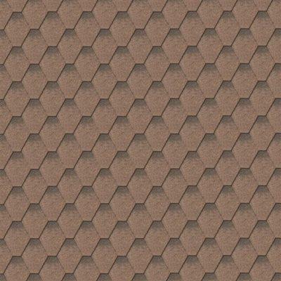 "iko gibkaya cherepica armoursheld dual brown ultra 400x400 - Гибкая черепица IKO серия ""Armoursheld"" – Dual Brown Ultra"