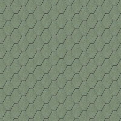 "iko gibkaya cherepica armoursheld forest green 400x400 - Гибкая черепица IKO серия ""Armoursheld"" – Forest Green"