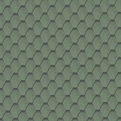 "iko gibkaya cherepica armoursheld forest green ultra 400x400 - Гибкая черепица IKO серия ""Armoursheld"" – Forest Green Ultra"