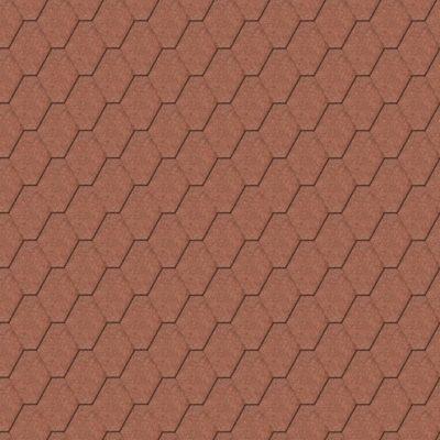 "iko gibkaya cherepica armoursheld tile red 400x400 - Гибкая черепица IKO серия ""Armoursheld"" – Tile Red"