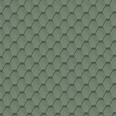 "iko gibkaya cherepica stormshield forest green 400x400 - Гибкая черепица IKO серия ""Stormshield"" – Forest Green"