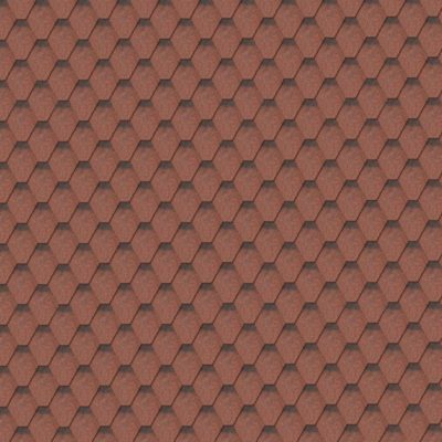 "iko gibkaya cherepica stormshield tile red 400x400 - Гибкая черепица IKO серия ""Stormshield"" – Tile Red"