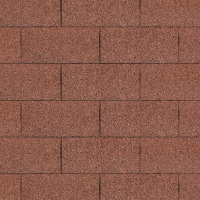 "iko gibkaya cherepica superglass tile red 400x400 - Гибкая черепица IKO серия ""Superglass 3 Tab"" – Tile Red"
