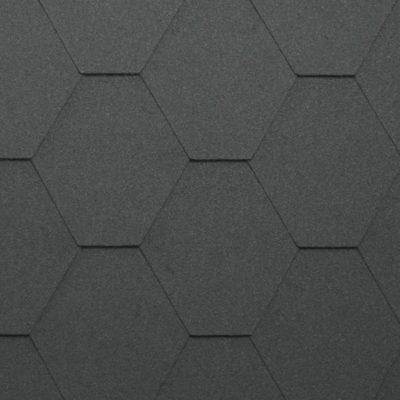 katepal gibkaya cherepica kl seriy 400x400 - Гибкая черепица Katepal серия Classic KL – Серый