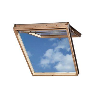 Среднеповоротные окна