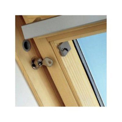 mansardnye okna velux zoz 012 zamok 400x400 - Замок Velux ZOZ 012