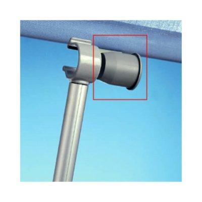 mansardnye okna velux zoz 040 adapter dlya sterzhney rhl 400x400 - Адаптер Velux ZOZ 040 для стержней RHL