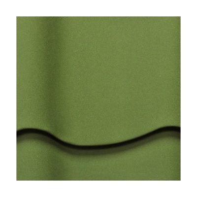 mera system matovy poliester pem anna temno zeleny 400x400 - Металлочерепица Mera System, Матовый полиэстер PEM Anna – 859 Темно-зеленый