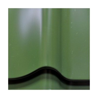 mera system poliestr pe eva temno zeleny 400x400 - Металлочерепица Mera System, Полиэстер PE Eva – 859 Темно-зеленый