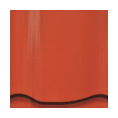 mera system poliestr pe eva terrakot 400x400 - Металлочерепица Mera System, Полиэстер PE Eva – 736 Терракот