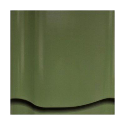 mera system pural pu eva temno zeleny 400x400 - Металлочерепица Mera System, Prelaq Nova, профиль Eva – 874 Светло-зеленый