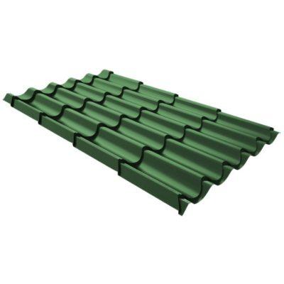 metallocherepica ruukki elite pural matt temno zeleny rr11 400x400 - Металлочерепица Ruukki, Elite Pural Matt — Темно-зеленый (RR 11)