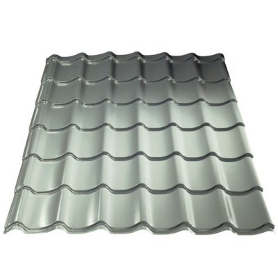 metallprofil metallocherepica colrcoat prisma 7004 400x400 - Металлочерепица Металл Профиль, покрытие Colorcoat Prisma - 7004
