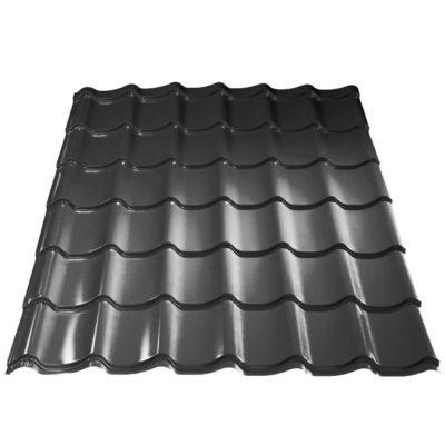 metallprofil metallocherepica colrcoat prisma 7005 400x400 - Металлочерепица Металл Профиль, покрытие Colorcoat Prisma - 7005