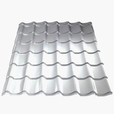 metallprofil metallocherepica normanmp 9003 400x400 - Металлочерепица Металл Профиль, покрытие NormanMP - 9003