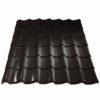 metallprofil metallocherepica poliester 8019 100x100 - Металлочерепица Grand Line, покрытие Quarzit 0.5мм – Cuprum Steel