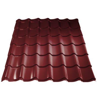 metallprofil metallocherepica puretan rr29 400x400 - Металлочерепица Металл Профиль, покрытие Puretan – rr29