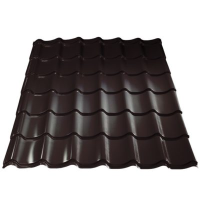 metallprofil metallocherepica puretan rr32 400x400 - Металлочерепица Металл Профиль, покрытие Puretan – rr32