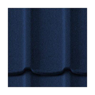 metrotile kompozitnaya cherepica mistral temno siniy 400x400 - Композитная черепица Metrotile, коллекция Mistral – Темно-синий