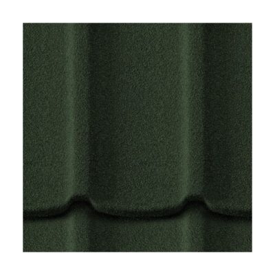 metrotile kompozitnaya cherepica mistral temno zeleny 400x400 - Композитная черепица Metrotile, коллекция Mistral – Темно-зеленый