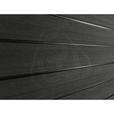 sw agger zaborny profil chorny 400x400 - Заборный профиль Savewood Agger – Чёрный