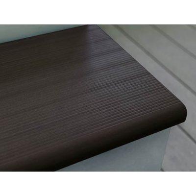 sw radix profil dlya stupeney temno korichnevy 400x400 - Профиль для ступеней Savewood Radix – Тёмно-коричневый