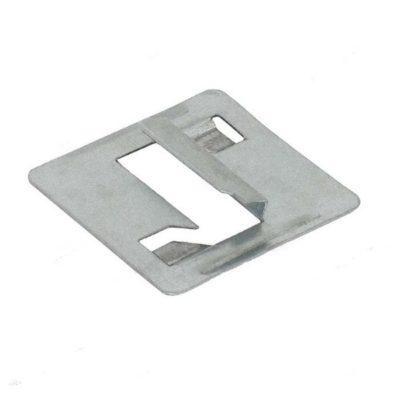sw klipsa dlya sidinga 400x400 - Клипса для сайдинга, оцинкованная сталь