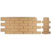 t siding london brik bejeviy 100x100 - Фиброцементная панель Nichiha – wdx393