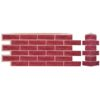 t siding london brik bordo 100x100 - Фиброцементная панель Nichiha – wd541g