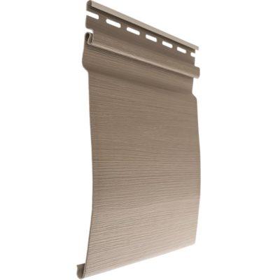 tecos akrilovy siding natural wood ocilindrovanny brus kanadski dub 400x400 - Акриловый сайдинг Tecos, Natural Wood Effect, Оцилиндрованный Брус – Канадский Дуб