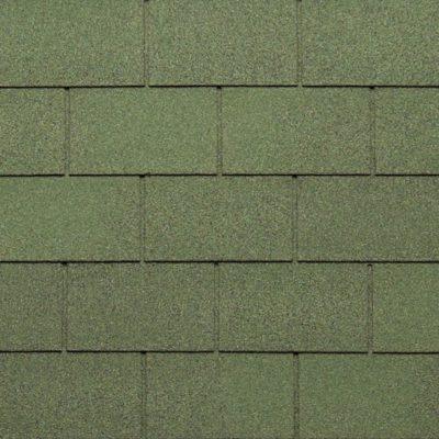 tegola gibkaya cherepica nordland klassik zeleny s otlivom 400x400 - Гибкая черепица Tegola серия Классик – Зелёный