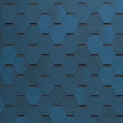 tegola gibkaya cherepica nordland nordik siniy 400x400 - Гибкая черепица коллекция Nordland серия Нордик  – Синий с отливом